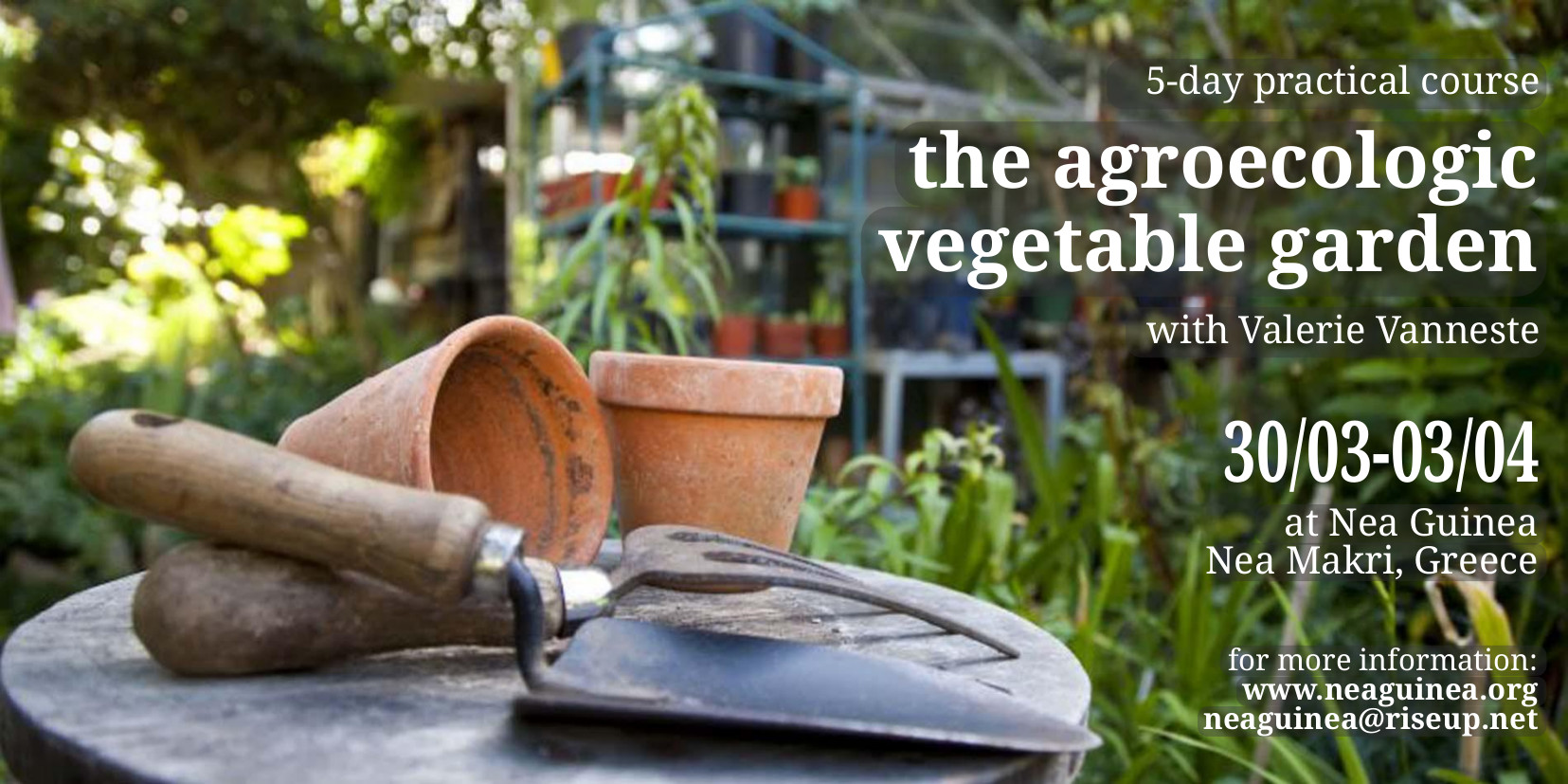 agroecology english